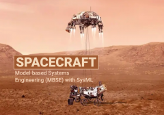 Spacecraft Model-based Systems Engineering (MBSE) with SysML